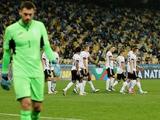 Первая победа Германии