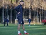 Артем Кравец провел первую тренировку в «Кайсериспоре»
