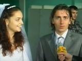 Весілля на футболі Карпати – Закарпаття 2007