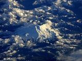 Земные горы. Вид с орбиты