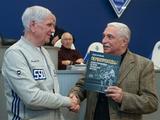 На стадионе «Динамо» состоялась презентация книги «Первопроходцы»