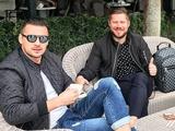 Артем Милевский снова надел форму «Динамо» (ФОТО)