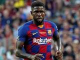 «Барселона» вновь потеряла Юмтити