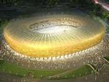 На польских стадионах начали менять газоны
