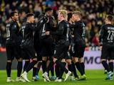 Дортмундская «Боруссия» сыграла в полностью черной форме (ФОТО)
