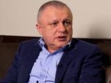 Игорь Суркис: «Вместо распространения фейков надо объединиться в борьбе с серьезной проблемой»