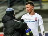 Дмитрий Иванисеня: «Бущан прыгнул за мячом, и бутсами задел меня по лицу. Но он не хотел этого сделать»