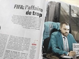 L'illustré: Павелко, украинский аферист, за счет ловких маневров стал членом весьма престижного дисциплинарного комитета ФИФА