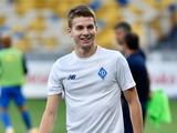 Александр Сирота: «Уже хочется поскорее приступить к тренировкам и поехать на сборы»