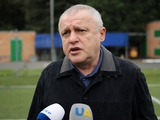 Игорь Суркис: «Футболисты спрашивают о сроках возвращения к тренировкам. Но что я им могу сказать?..»