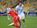 Бойко — лучший игрок «Динамо» в матче с «Бенфикой» по версии Whoscored. Шкурин и Яремчук — худшие
