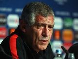 Фернанду Сантуш: «Не сомневаюсь, что Португалия победит»