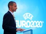 Александер Чеферин: «Возможность проведения любого матча Евро-2020 на пустом стадионе — исключена»