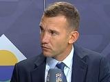 Андрей Шевченко: «Готовили ребят к сложной игре...»