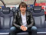 Александр Шовковский: «Благодарен судьбе, что в моей жизни был пропущенный гол от Словении»