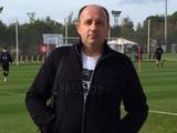 Сергей Чуйченко: «Шахтер» играл невыразительно, медленно, без скоростей»