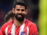 Симеоне: «Коста проведет предстоящий матч против «Реала»