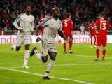 Мане установил новый рекорд «Ливерпуля» в Лиге чемпионов