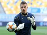 Лунин прокомментировал свои шансы прибыть в расположение сборной Украины