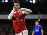 Эзил: «Арсенал» продемонстрировал сексуальный футбол»