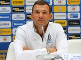 Андрей Шевченко: «Даже для того, чтобы спеть песню перед партнерами нужно иметь смелость»
