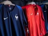 На форме сборной Франции появилась вторая звезда (ФОТО)