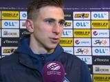 Илья Забарный: «Уже давно такого не было, что выходим на такой матч — и преимущество у нас, а не у «Шахтера»