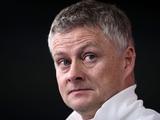 Сульшер  — о вылете из Кубка Англии: «Мы поплатились за обилие сыгранных матчей»