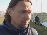 Игорь Костюк: «Тренер «Диназа» все время апеллировал к арбитру»