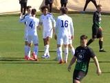 «Динамо U-21» — «Валмиера U-21» (Латвия) — 4:1. ВИДЕО. Дебютный гол Бенито!