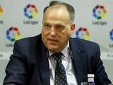 Президент ла лиги: «Вероятно, чемпионат Испании будет проходить при закрытых трибунах до декабря»
