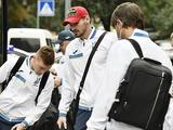 Сборная Украины отправилась в Казахстан. В неполном составе