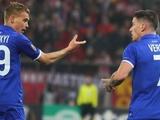 Whoscored: Вербич и Буяльский — лучшие в составе «Динамо» в матче с «Олимпиакосом»