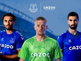 «Эвертон» представил форму на следующий сезон (ФОТО)
