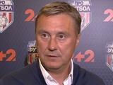 Александр Хацкевич: «У Цыганкова во втором тайме получилось. У Сидорчука получится со временем»