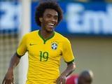 Виллиан заменит Неймара в сборной Бразилии