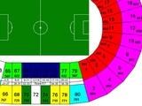 Билеты на матч «Динамо» — «Челси» — от 50 до 1000 грн. Начало продаж в кассах — с понедельника!