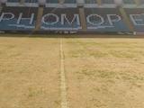 На стадионе «Черноморец» летом заменят газон