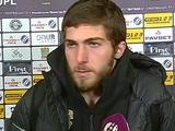 Георгий Цитаишвили: «В «Ворскле» появилось то, чего мне не хватало в «Динамо» — доверие тренеров и партнеров»