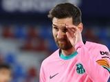 Месси подпишет новый контракт с «Барселоной» на этой неделе
