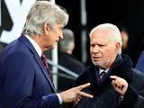 Президент «Вест Хэма»: «Андрей Ярмоленко примет участие в первом предсезонном сборе»