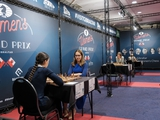 Гибралтар, FIDE Women's Grand Prix, 6 тур