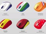 Logitech-викторина. Выиграй «футбольную» беспроводную мышь из Global Fan Collection