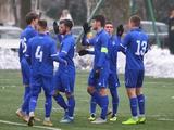 «Карпаты U-21» — «Динамо U-21» — 1:4. Протокол матча, обзор