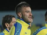 Андрей ЯРМОЛЕНКО: «Знаю, что при первой неудачной игре будет критика, и я к этому готов»