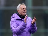 Жозе Моуринью: «В следующем чемпионате Англии всё будет по-другому. Но сейчас нам трудно»