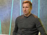 Сергей Нагорняк: «Луческу даже не надо оценивать. Все очевидно»