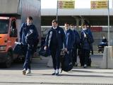 Делегация «Динамо» прибыла в Турцию. Не без приключений
