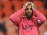 Рамос: «Мне больно, что я не смогу сыграть за Испанию на Евро»