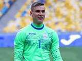Андрей Лунин может сыграть на чемпионате Европы